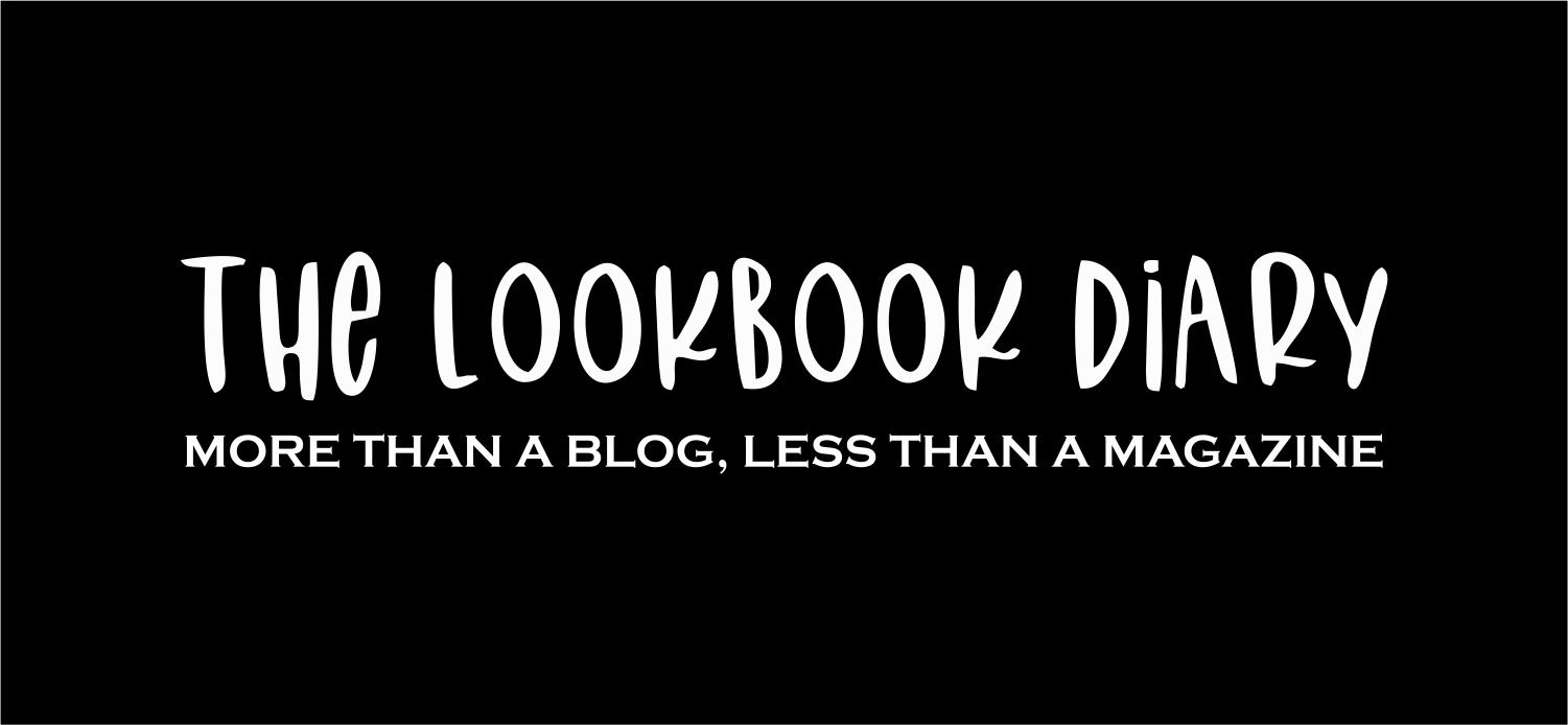 THE LOOKBOOK DIARY